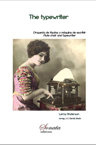 ANDERSON, L.: The typewriter