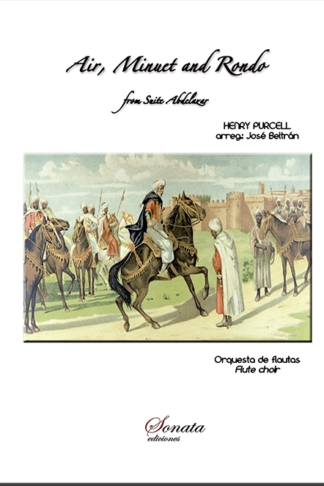 PURCELL, H.: Air, minuet and rondo ·from Suite Abdelazar·