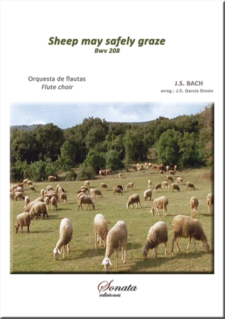 BACH, J.S.: Sheep may safely graze
